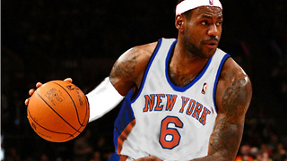 LeBron James Headed to the KNICKS!? - Video