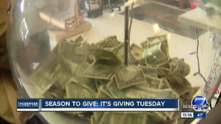 Giving Tuesday: Apps and websites make donating easy