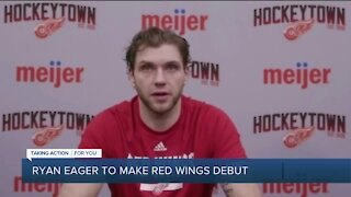 Bobby Ryan eager to make Red Wings debut