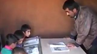 Students in Iran suffer from poor educational system - Video