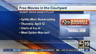Watch Spiderman for FREE at Desert Ridge! - Video