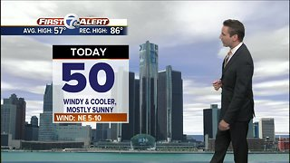FORECAST: Wednesday morning