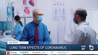 In-Depth: Doctors discuss long-term effects of COVID-19