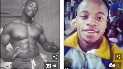 "IFBB Bodybuilder ""Sifiso Lungelo Thabete"" Dies Trying To Do A Traditional Back Flip"