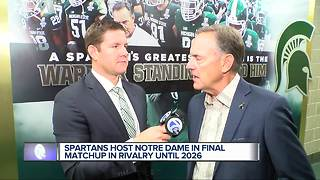 Dantonio Notre Dame Reflections - Video