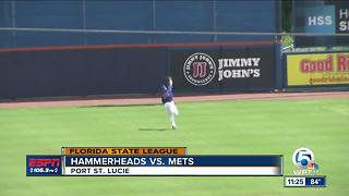 tebow leads Mets to win - Video