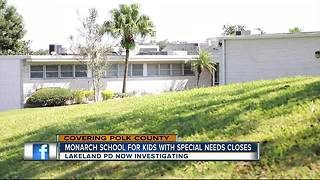 Lakeland school for special needs children closes without an explanation - Video