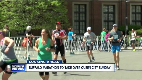 Buffalo Marathon to take over Queen City Sunday
