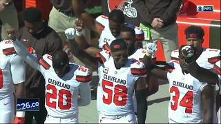 NFL owners to consider rule change requiring players to stand for national anthem - Video
