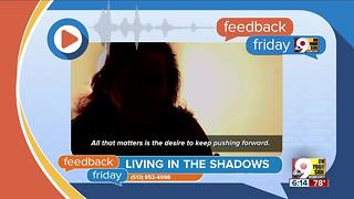 Feedback Friday: Living in the shadows - Video