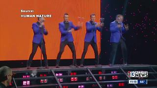 Human Nature Performs on Midday