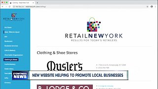 New retail website promoting local businesses across New York