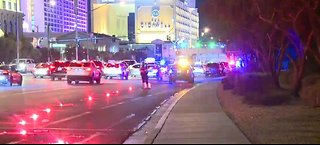 Police officer, robbery suspect shot at Bellagio