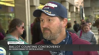 Ballot counting controversy
