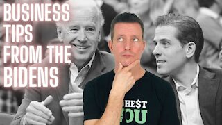 Business 101 with the Bidens via the Biden Scandal