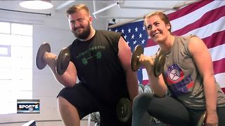 Sibling Power: Waterford brother and sister share love for powerlifting