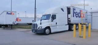 Nevada truckers essential to vaccine rollout, nationwide driver shortage grows