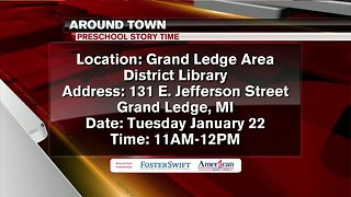 Around Town - Preschool Story Time