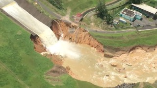 Puerto Rican Dam on Verge of Collapse, Thousands Evacuating - Video