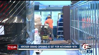 Former Marsh store to reopen as Kroger