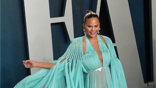 Chrissy Teigen Shares Breast Implant Removal Scars