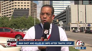 Man shot, killed by IMPD officers had 16 run-ins with police since 2014 - Video