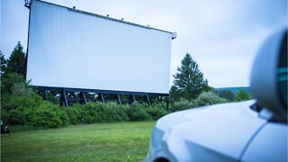 Walmart Turning Parking Lots Into Drive-Ins