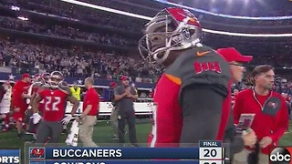Bucs still in playoff push after Cowboys loss - Video