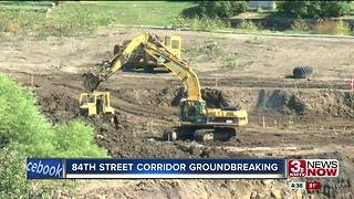 Official groundbreaking for La Vista's new downtown 4pm - Video