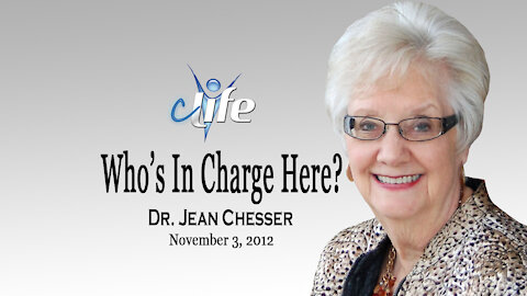 """Who's In Charge Here?"" Alva Jean Chesser November 3, 2012"