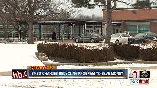 Changes to Shawnee Mission Schools recycling - Video