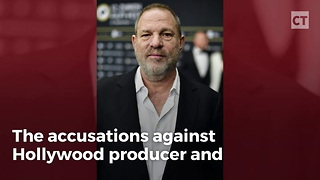 Harvey Weinstein Scandal Gets Worse