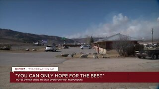 Granby residents say they hope for the best after East Troublesome Fire threatens town