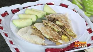 Blend Extra: Breakfast Quesadillas with Bold Fall Flavors - Video