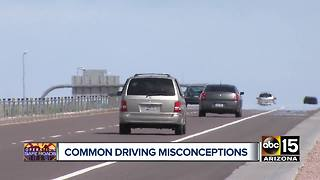 Three driving rules you could be breaking in Arizona without knowing - Video