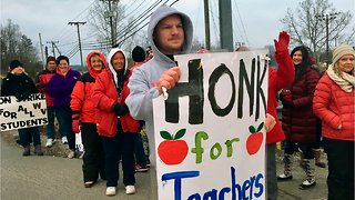 West Virginia Teachers Vow To Keep Striking