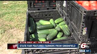 Brandywine Creek Farms aim to help end hunger in Central Indiana - Video