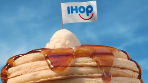 IHOP Is Offering Free Pancakes for National Pancake Day