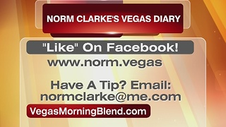 Norm's Vegas Diary 12/1/16 - Video