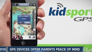 High-tech options to keep tabs on your kids - Video
