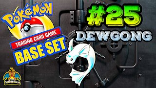 Pokemon Base Set #25 Dewgong | Card Vault