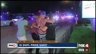 SWFL Pride fest increases security in wake of Vegas shooting - Video