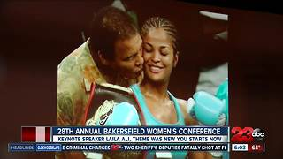 Women's Conference held at Rabobank Convention Center held for the 28th year - Video