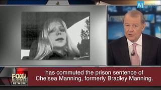 Judge Napolitano- Chelsea Manning Will Be Free In May But She Is Still A Convict - Video