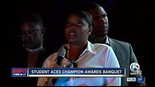 Student Aces Awards Banquet 4/25