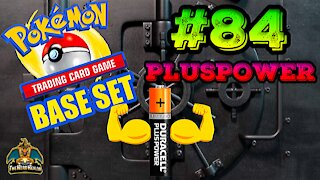 Pokemon Base Set #84 PlusPower | Card Vault