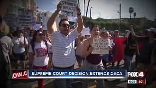 Supreme Court wont hear DACA case - Video