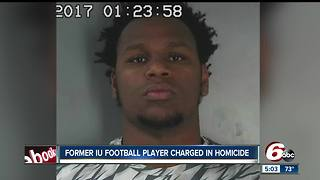 Former IU football player & Netflix star charged in connection with Tennessee murder - Video