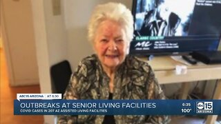 Mother in assisted living facility taken out by son