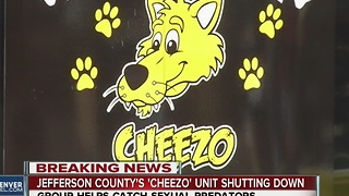Jefferson County's 'CHEEZO' Unit shutting down - Video